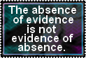 The absence of evidence by JediSenshi