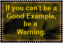 Good Warning by JediSenshi