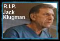 R.I.P. Jack Klugman by JediSenshi
