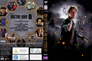 Doctor Who 50th Anniversary Box Set disc 4 cover.