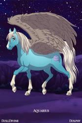 Aquarius Horse