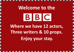 BBC Welcome by JediSenshi