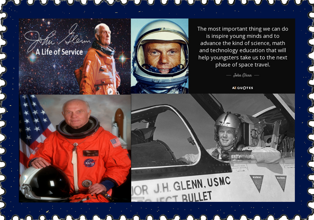 first astronaut to orbit earth - photo #41
