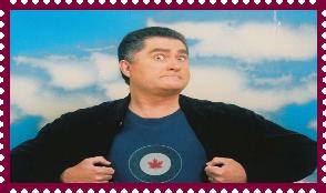 Canadian comic Mike MacDonald Dies. by JediSenshi