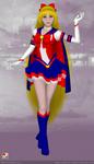 Eternal Sailor V Fuku