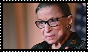 Supreme Court Justice Ruth Bader Ginsburg Dies.