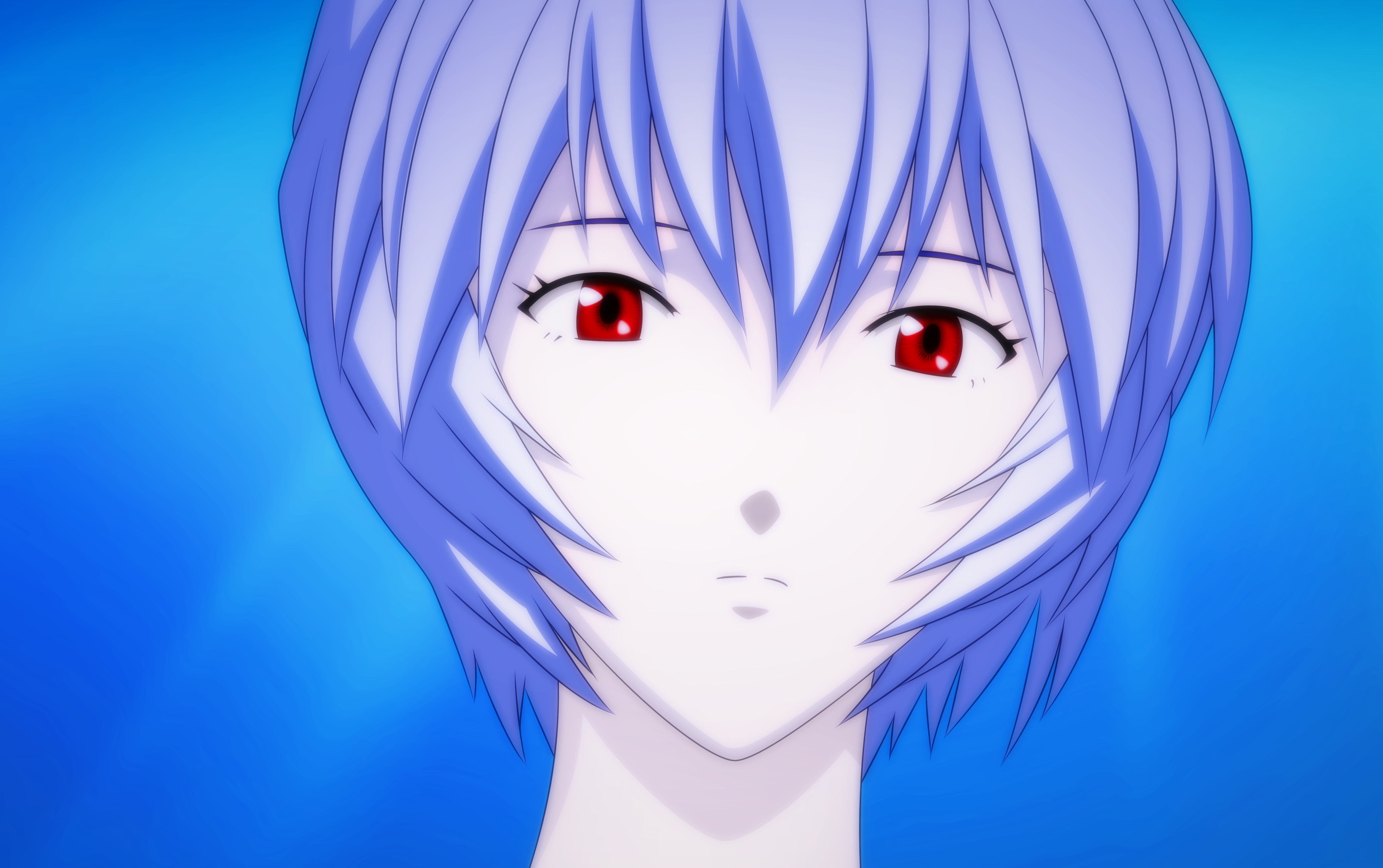 Rei Ayanami by ibireme