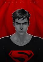 Superboy by AmoonaSaohin