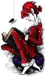 Sayuri N's OC 2: Little Miss M by shimmerydaze