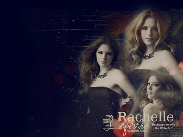 Rachelle Diva. by VampireCuspid