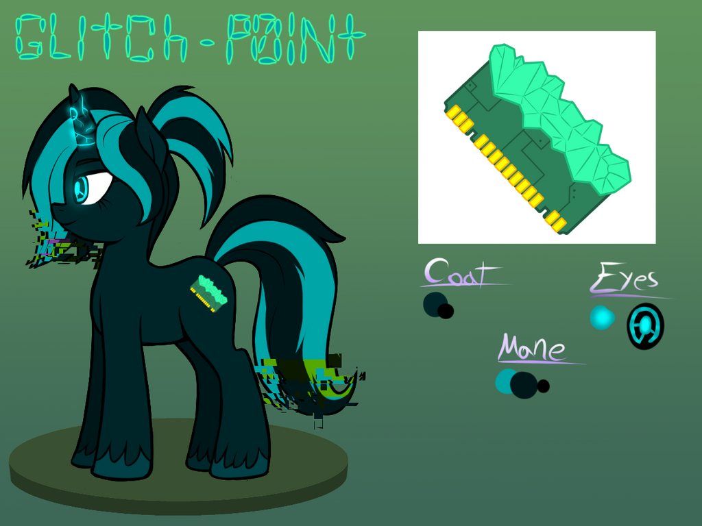 Glitch Point Ref by Rune-Blad3