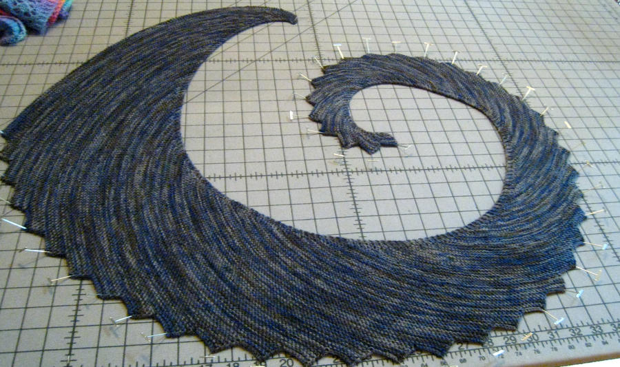 Blocking the Dragon Tail by GarnetKimzey