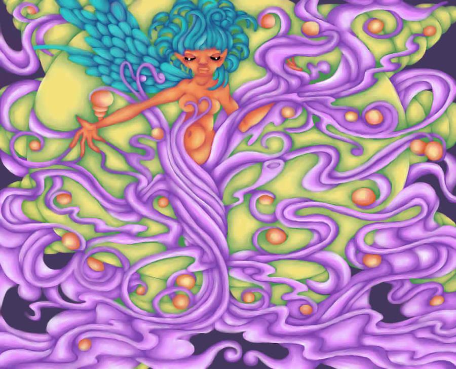 Sweet Dreams by inthedarkrealm