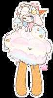Pastel icecream dream(OTA)