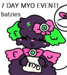 Batzies Myo Event(CLOSED)