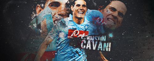 Edison Cavani#7 | By Andre' by andreasfa