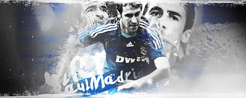Raul Gonzalez Blanco | By Andre' by andreasfa
