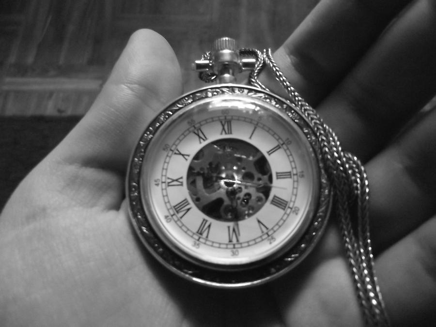Old pocket watch by zoulkill on DeviantArt
