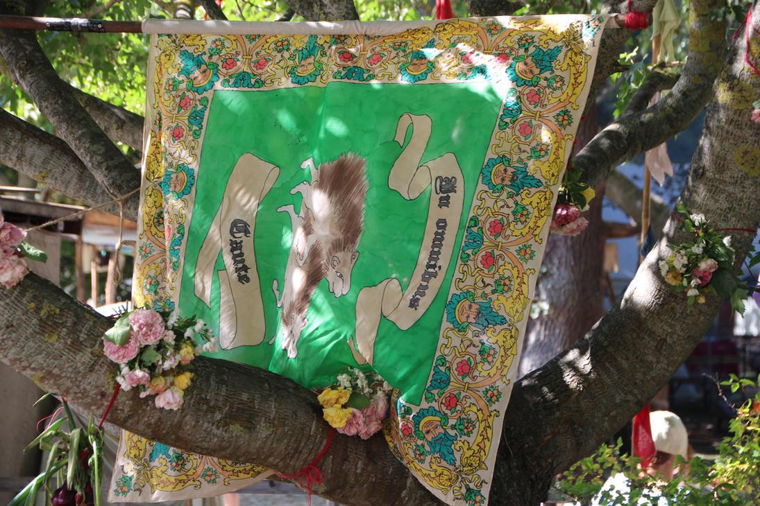 Hedgehog banner by Noctiped