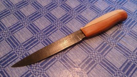 Knife shaft