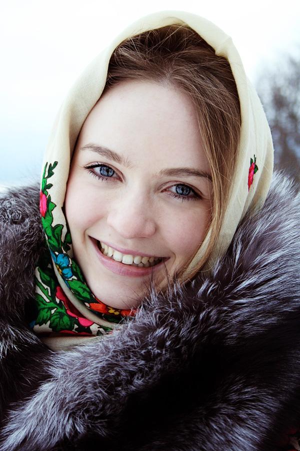 Russian Beauty By Jivotnoe On DeviantArt