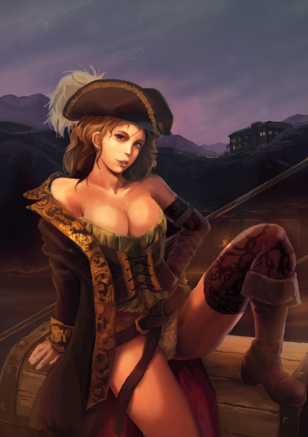 Pirate Coast by BLZ-BB