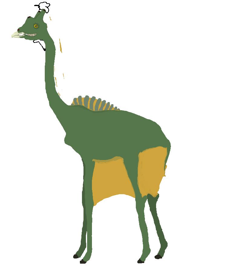 All Todays #1: Giraffe by QueenSerenity2012