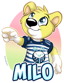 COMMISSION: First Mary Badge