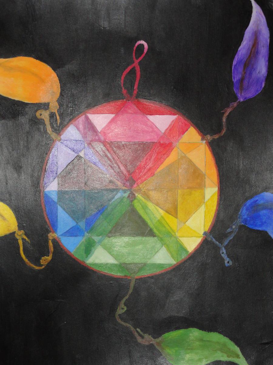 Color art dreamcatcher - Dream Catcher Colors By Myvampiresrose Dream Catcher Colors By Myvampiresrose