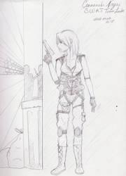 Commander Nagai