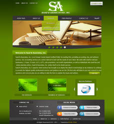 Saad-Associates-new-layout 2 by Engamin89
