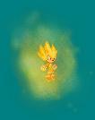 Super Sonic Sprite by Makimoto-Jin