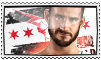 CM Punk Stamp by aWWEsomeSoph