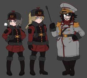 RUSSIANS by TickingGears