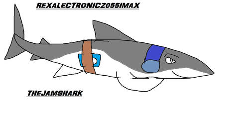 TheJamSharks gift by Rexaletronicz055IMAX