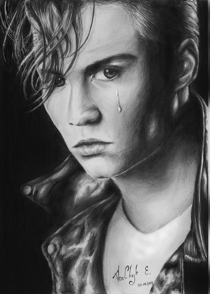 Johnny Depp by KatrinTkachuk