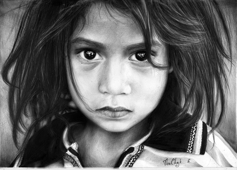emotional portrait by katrintkachuk on deviantart
