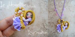 Rapunzel by lisaCreations