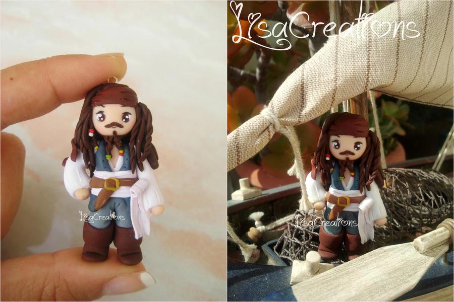 Jack Sparrow by LisaCreations