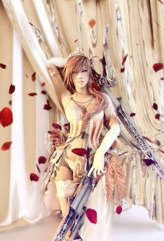 Lightning Farron: Queen of Spades