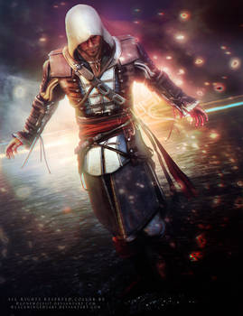 Edward Kenway - Collab w/ LoneWolf117