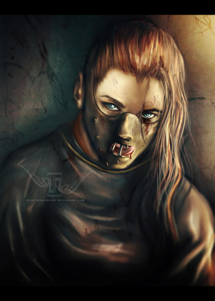 Genderbent: Hannibal Lecter by LaceWingedSaby