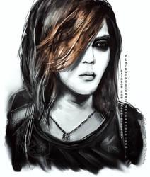 Kai-sama Visual[KOLOR] by LaceWingedSaby