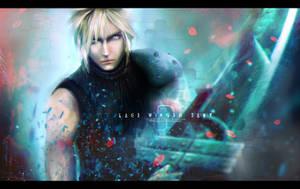 Omnislash [Final Fantasy VII Remake] by LaceWingedSaby