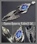 Phantom Pendant by A Witch's Tale