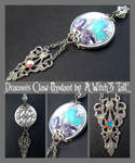 Draconis Claw Pendant by A Witch's Tale