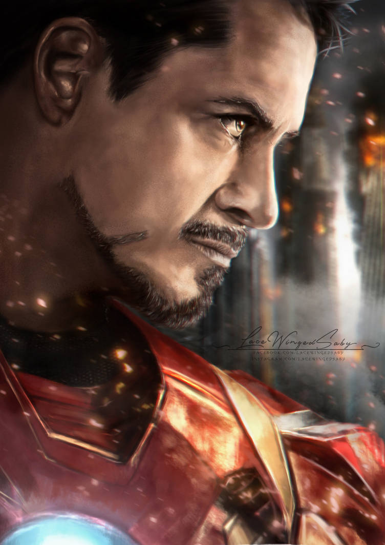 EndGame - Iron Man by LaceWingedSaby