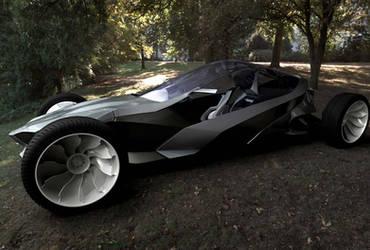 Gym Car 2