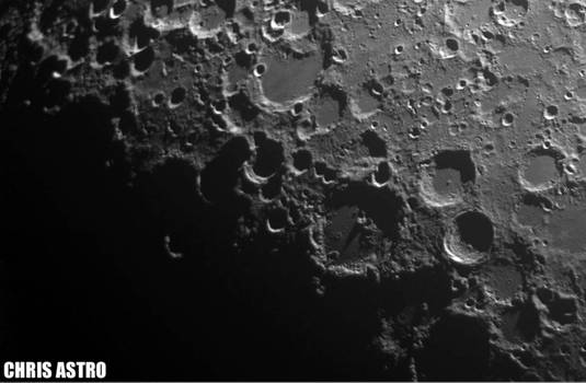 Walther Crater  5-25-2015