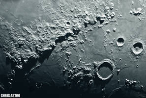 Lunar Alpine by chrisastrophoto